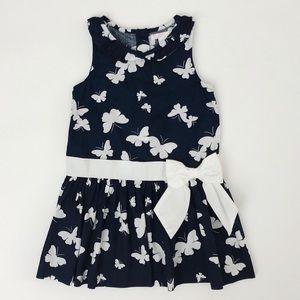 Janie and Jack | Butterfly Print Dress